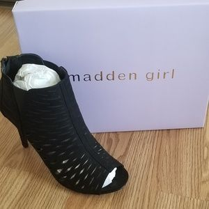 Madden Girl booties